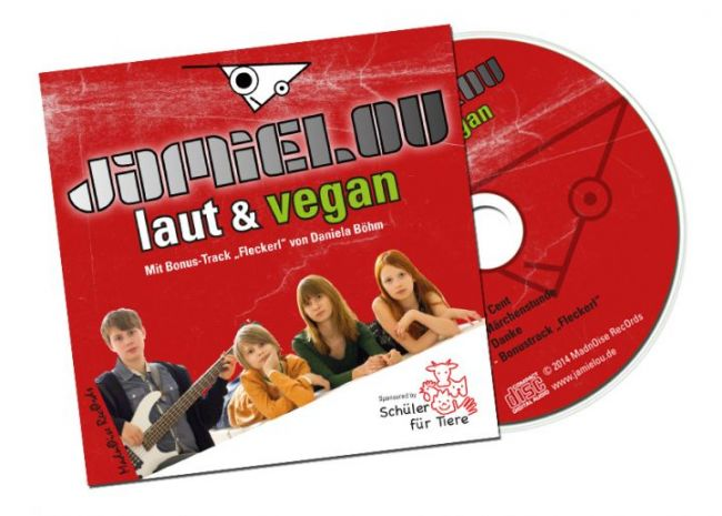CD-Label JAMIELOU