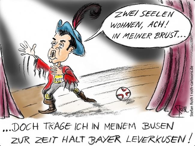 Cartoon-karikatur-dutt-goethes-faust