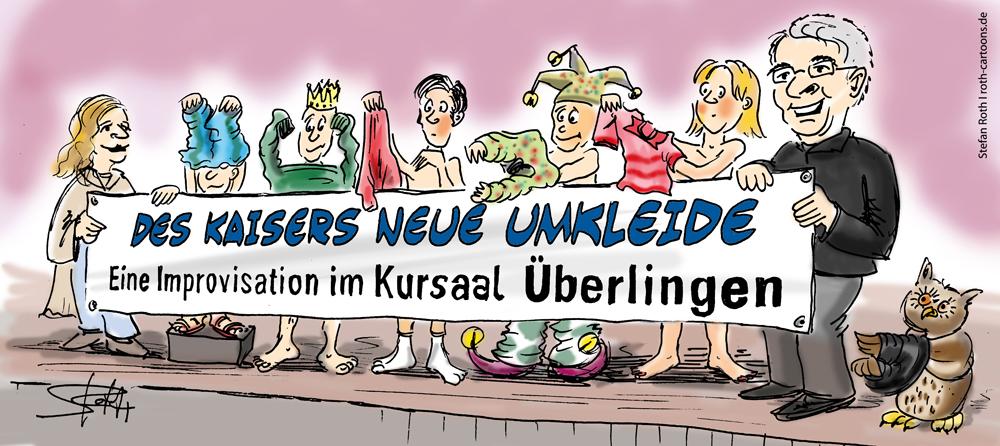 """Eine ungewollte Neuaflage von """"Des Kaisers neue Kleider"""""""