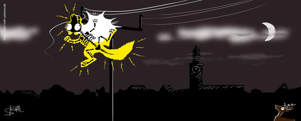 Schalt' mal ab: Neues Energiesparmodell für Überlingen
