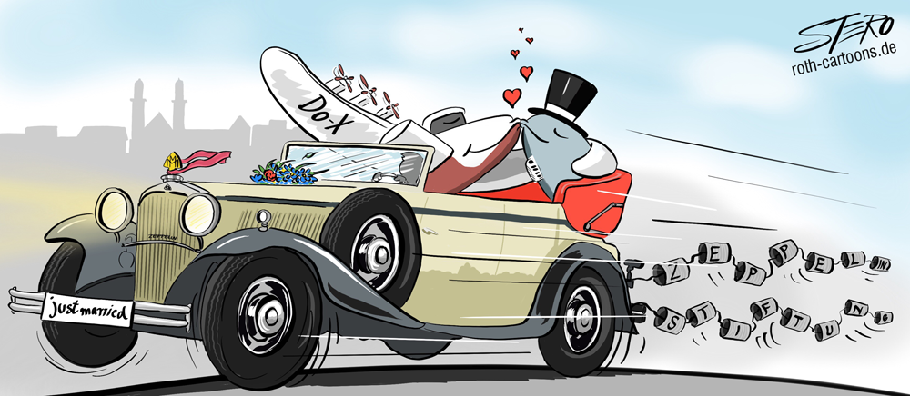 CArtoon-Comic-Karikatur-Maybach-dornier-zeppelin