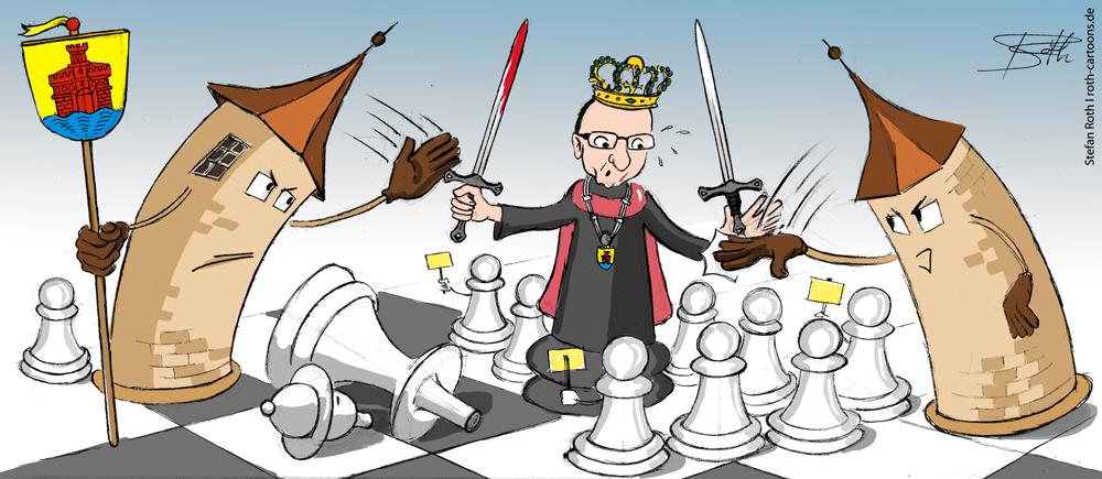 Kopf ab oder Schach matt?