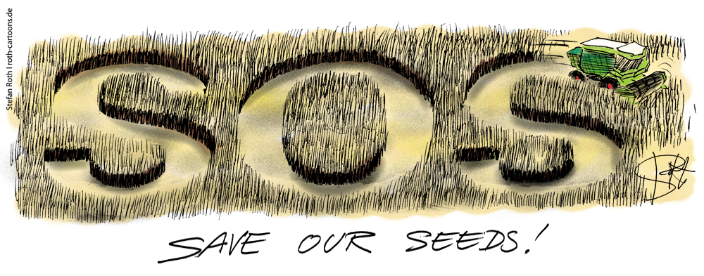 Save our Seeds!