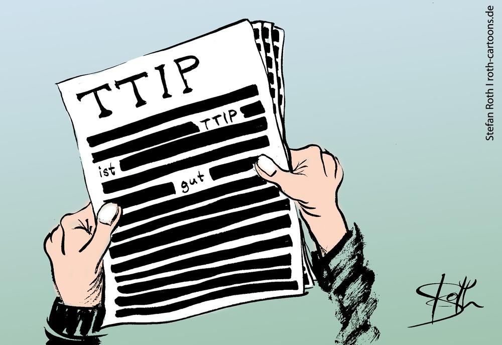 TTIP-Transparenz