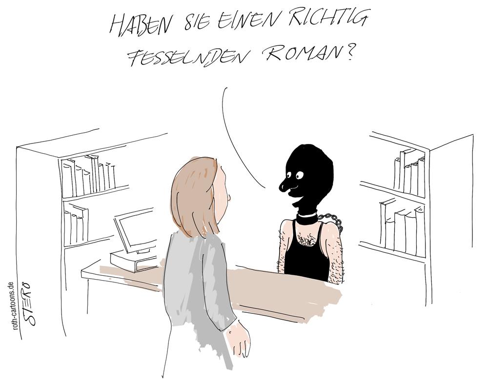 BDSM-Cartoon