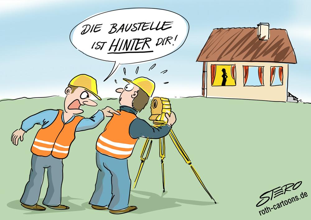 Bauarbeiter Witze