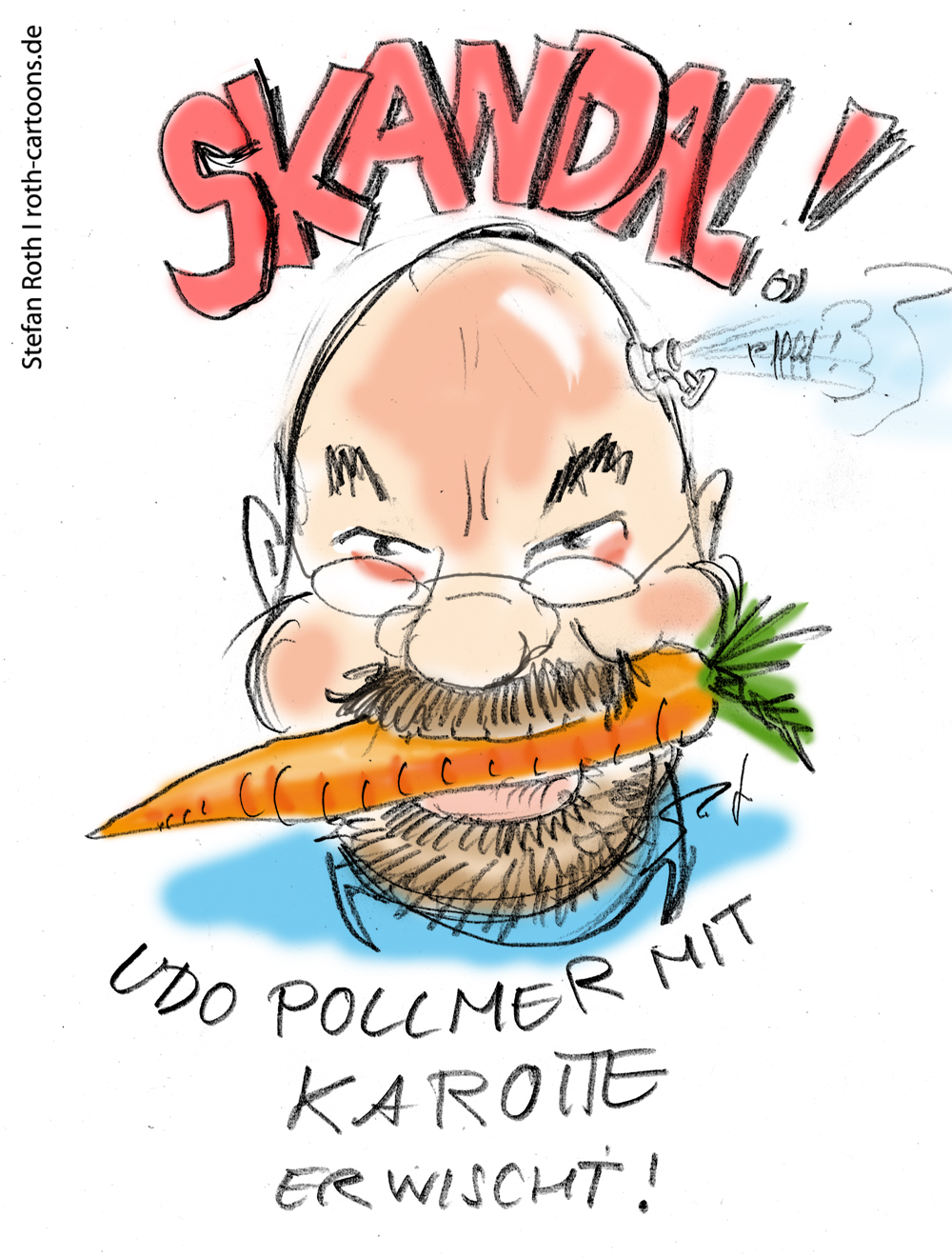 "Udo Pollmer: ""Don´t go Veggie!"""
