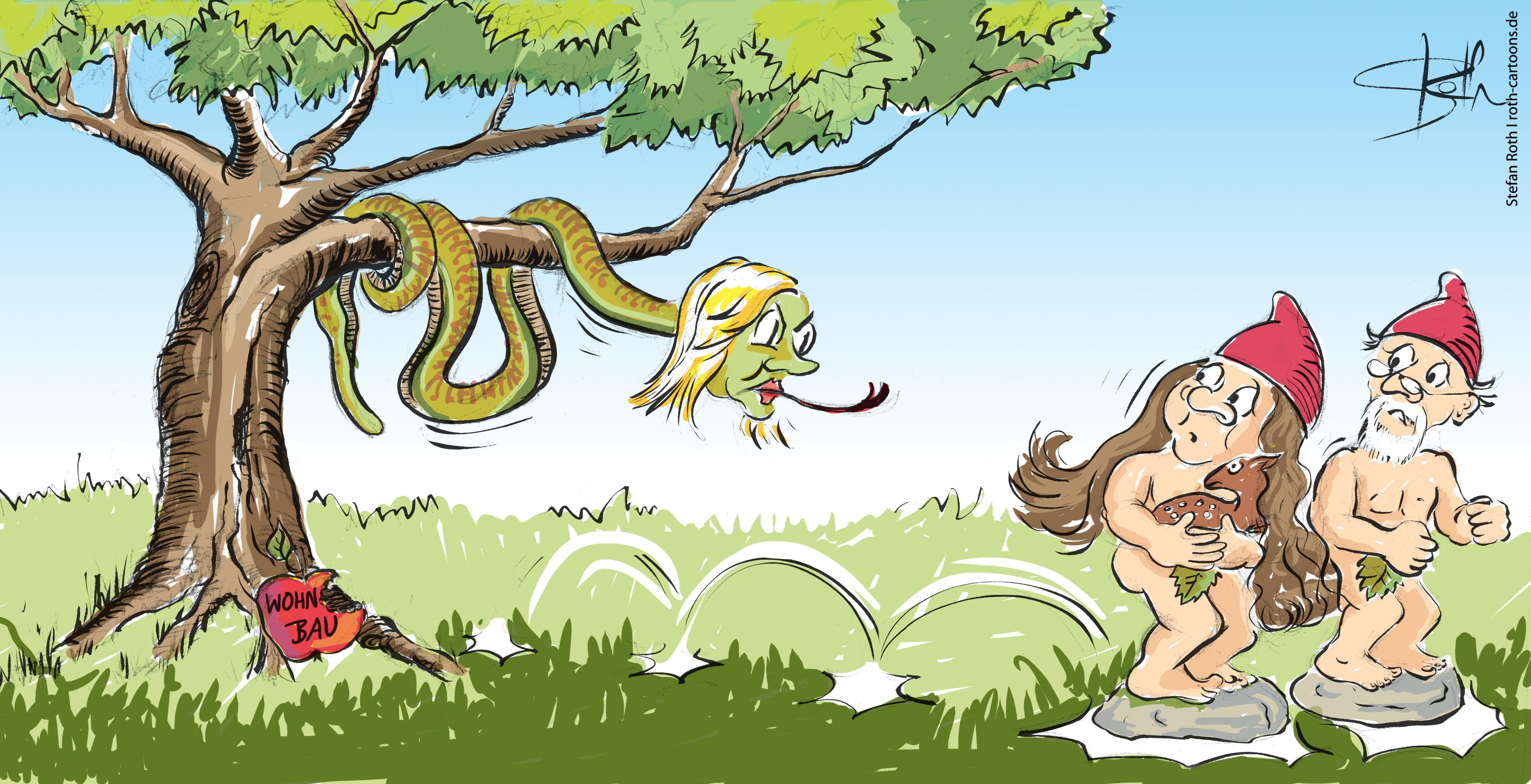 Der Streit um die Kleingärten in Überlingen dauert an ...