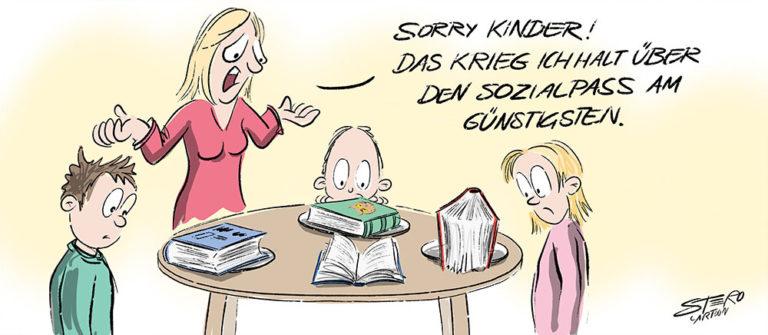 cartoonkarikatursozialpass  rothcartoons de