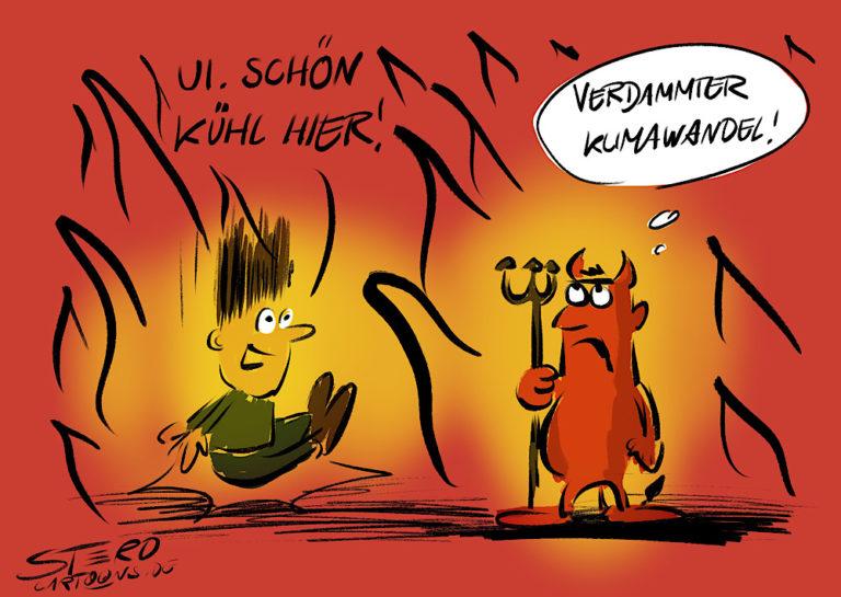 cartoonkarikaturklimawandel  rothcartoons de